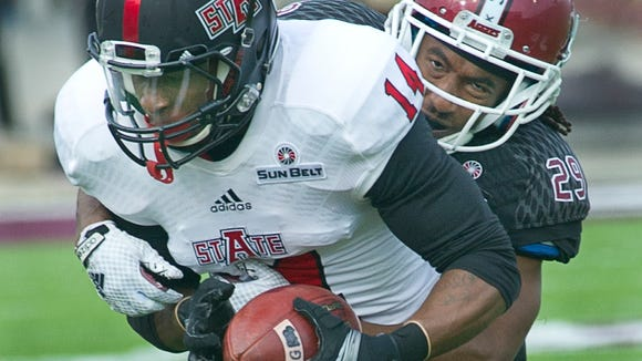 Can Arkansas State or NMSU pick up a quality win for the Sun Belt this season?