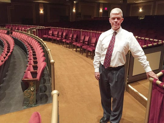 Thomas Weidemann retired Friday after 32 years as executive
