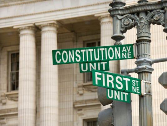 Constitution Ave