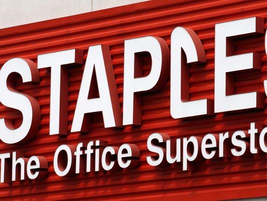 AP Staples Store Closings
