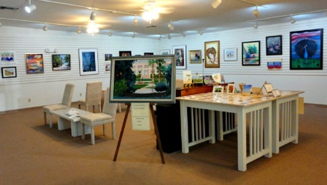 Arts are alive well in cape coral for Craft fair fort myers