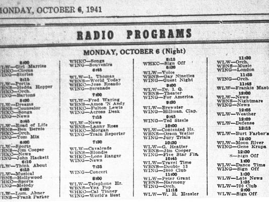 41RadioListingsOct6