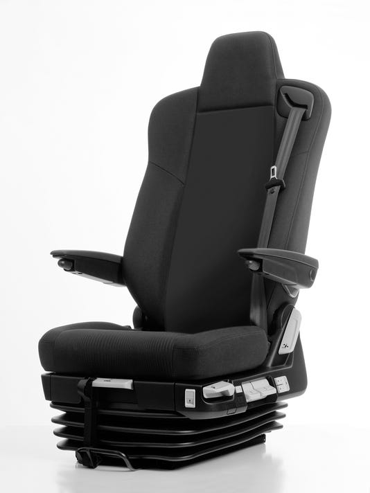 A seat made by Adient