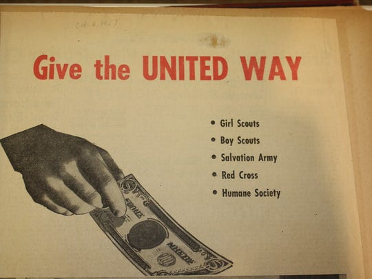 United Way has been involved in Lee County for 60 years.