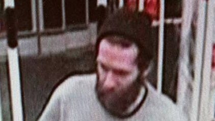Chesterfield police are looking for a man who allegedly took about $250 worth of energy drink from a CVS store.