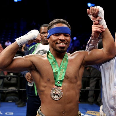 Shawn Porter punches ticket to Keith Thurman rematch after stopping Andre Berto