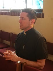 Father Matthew Busch is associate pastor of Blessed