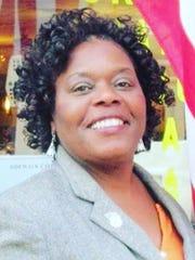 Anngela Vasser Cooper, Democratic candidate for Nyack