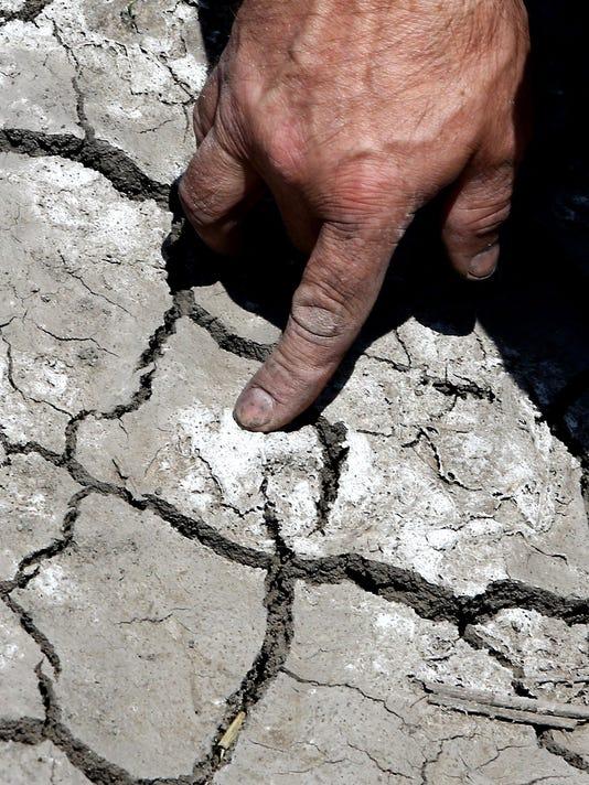 California Drought Wa_Ball