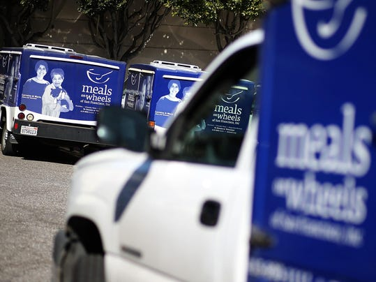 Sequester Cuts Threaten Programs For Poor Such As Meals On Wheels