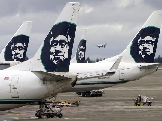 Alaska Airlines again tops passenger satisfaction rankings among traditional air carriers