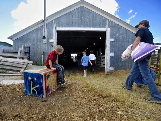 1 Judith Basin County Fair