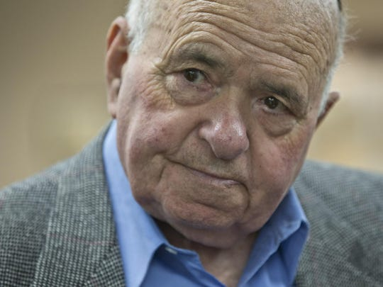 Center for Jewish Life in Marlboro hosts a Holocaust Remembrance Evening to share stories of suffering and liberation. Sol Lurie, a Holocaust survivor who endured no less than 6 concentration camps, shares his message of hope and forgiveness.