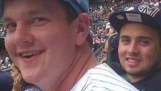 Adam LaLuzerne, left, and Dylan Abeyta.