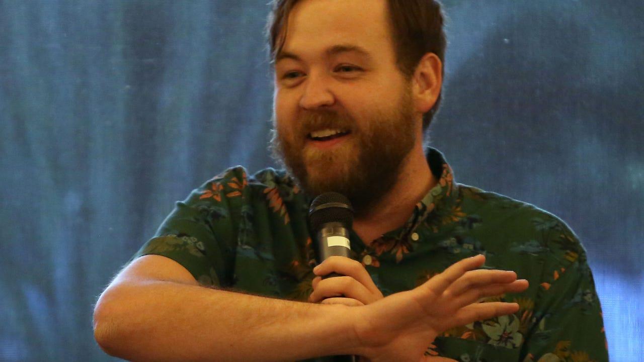 Storyteller Alex Jackson