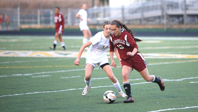 Asheville High beat Reynolds, 2-1, when the teams first met this season on March 23.