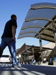 Phoenix-Mesa Gateway Airport, which was Williams Air Force Base two decades ago, is envisioned as a reliever for Phoenix Sky Harbor International Airport.