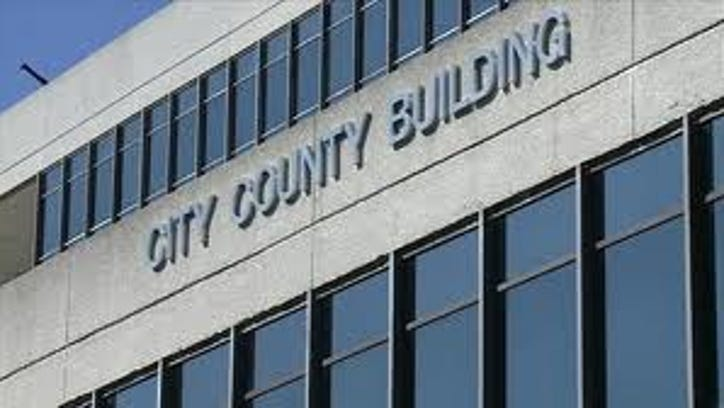 Knoxville''s City County Building