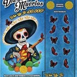 Dia de los Muertos designs by a Phoenix Frida to appear on Arizona Lottery scratch tickets