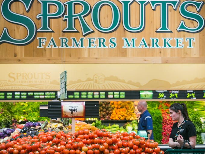 Sprouts Farmers Market in September 2016 opened its