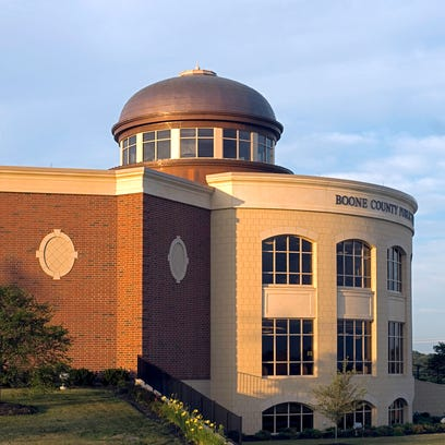 Boone Library seeks new trustee
