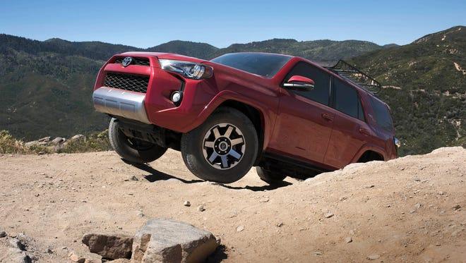 2017 Toyota 4Runner 4x4 TRD Off-Road Premium