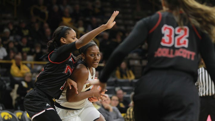 Central grad Zion Sanders surprised with Iowa women's basketball scholarship