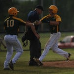 Northeastern-Centerville sectional baseball, May 26, 2016