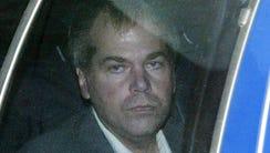 A federal court judge rules that John Hinckley Jr.,