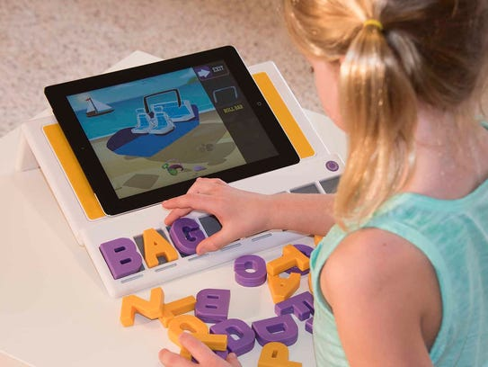 Square Panda offers children a variety of ways to learn