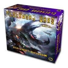 Clockwork Wars has attracted more than $50,000 in Kickstarter funding so far this week.