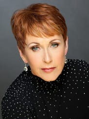 Actress and singer-songwriter Amanda McBroom is best