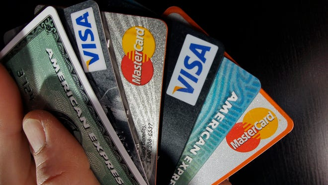 Consumer credit cards.