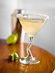 The Exotico martini at Z'Tejas.