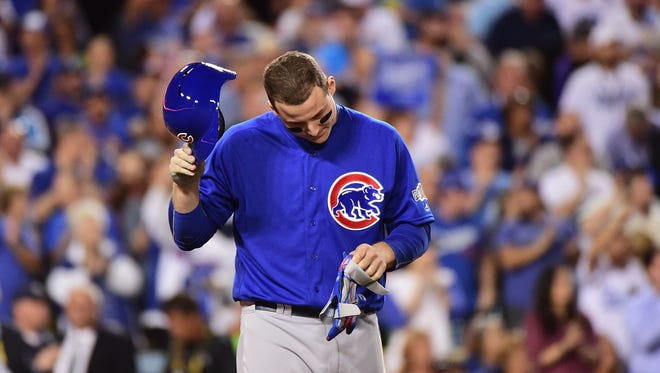 Anthony Rizzo is now 2-for-26 with four walks on this postseason.
