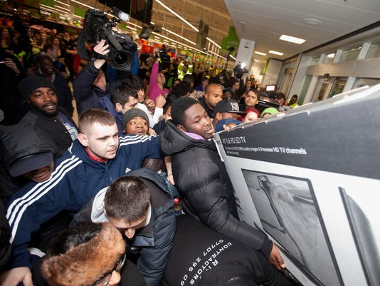Britain Black Friday