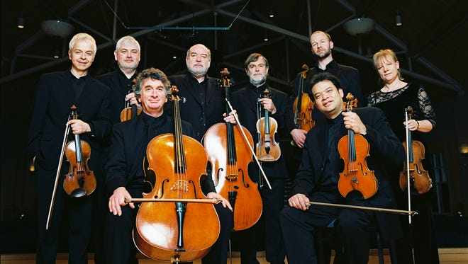 The Academy of St. Martin In The Fields Chamber Ensemble will give a concert at the Montgomery Museum of Fine Arts on Tuesday to open the Montgomery Chamber Music Organization's 2017-18 concert series.