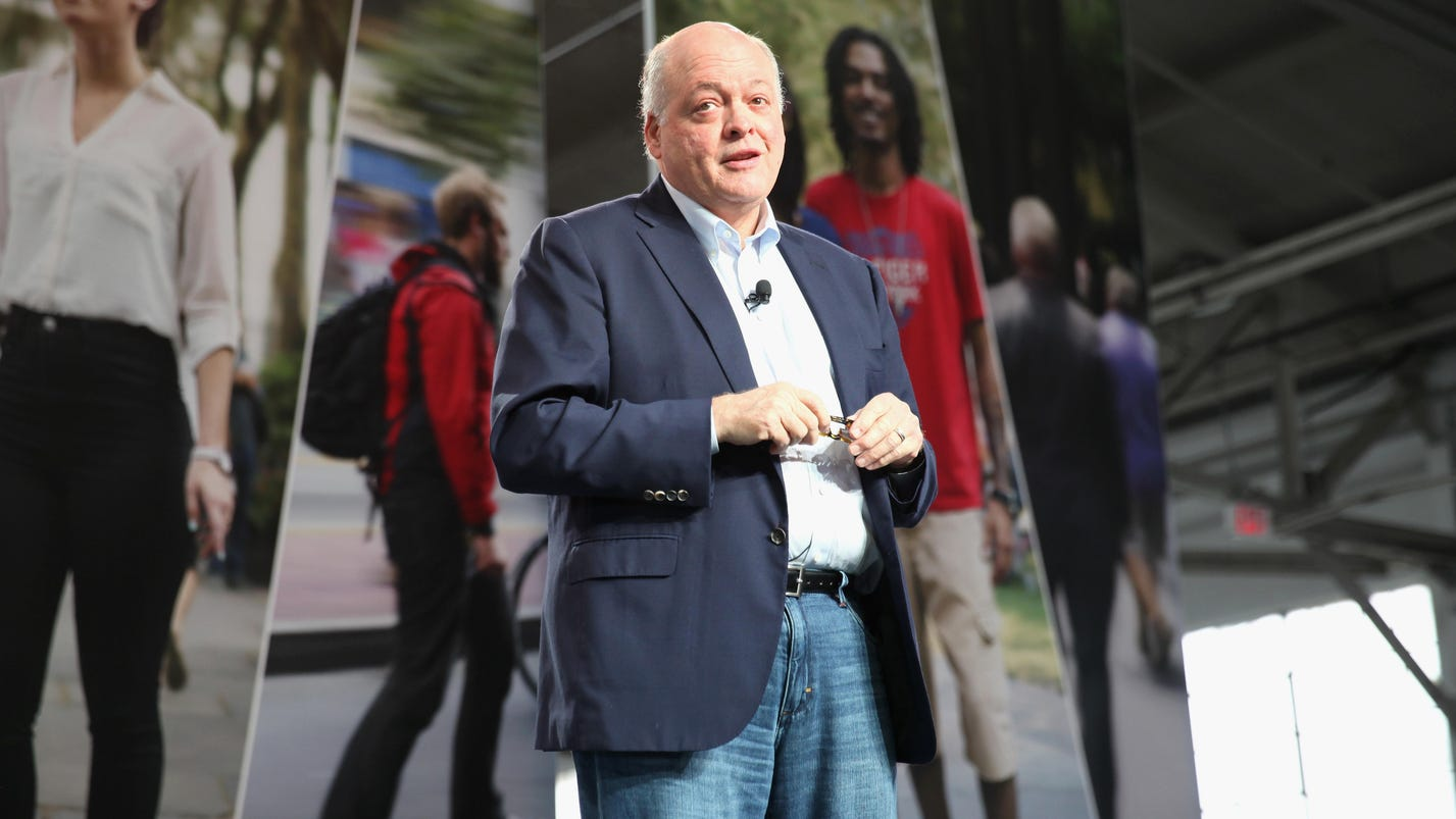 100 days in, Ford CEO Hackett must articulate vision