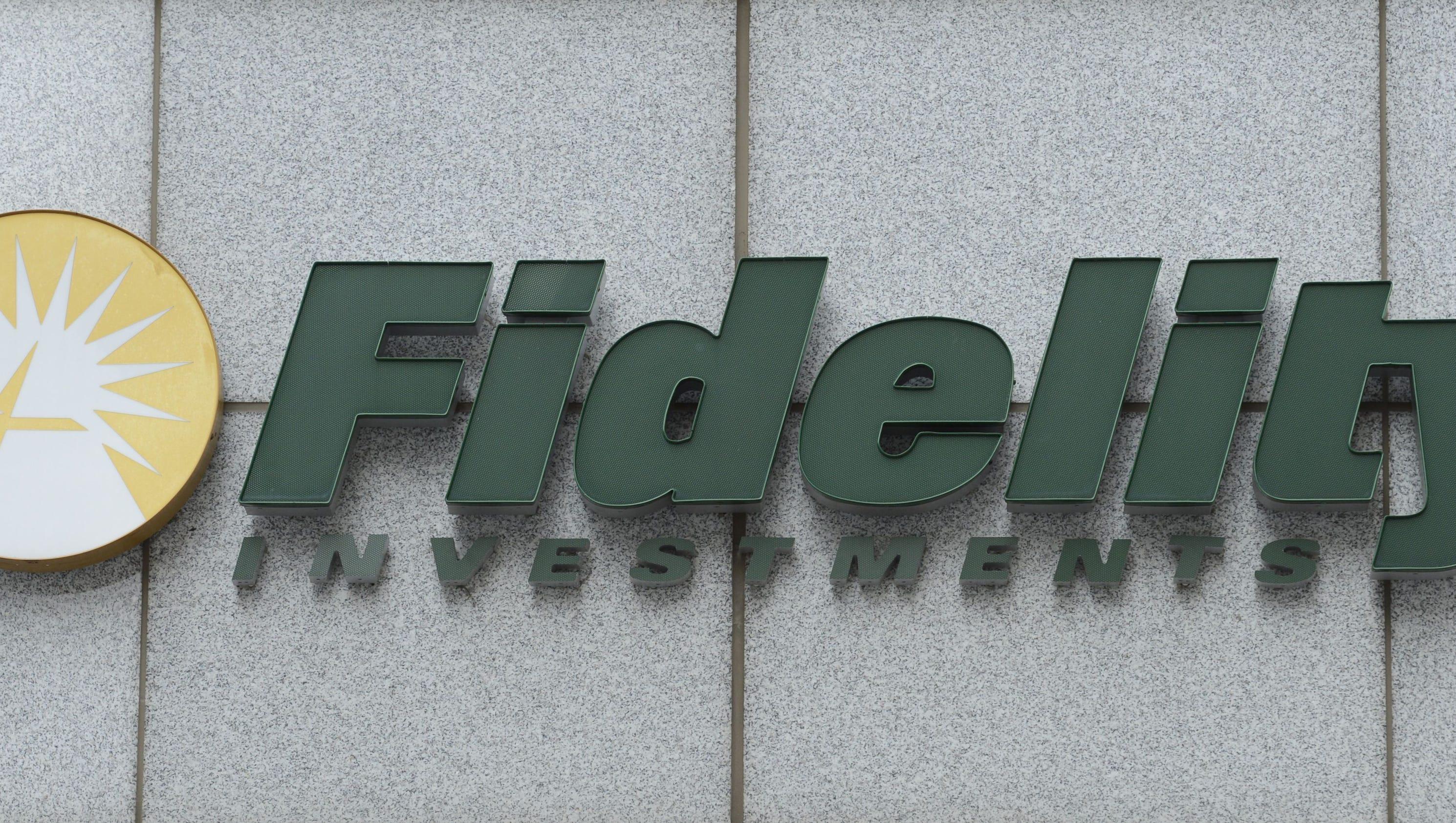 Fidelity forex