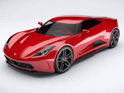Sources Mid Engine Corvette Due In 2019