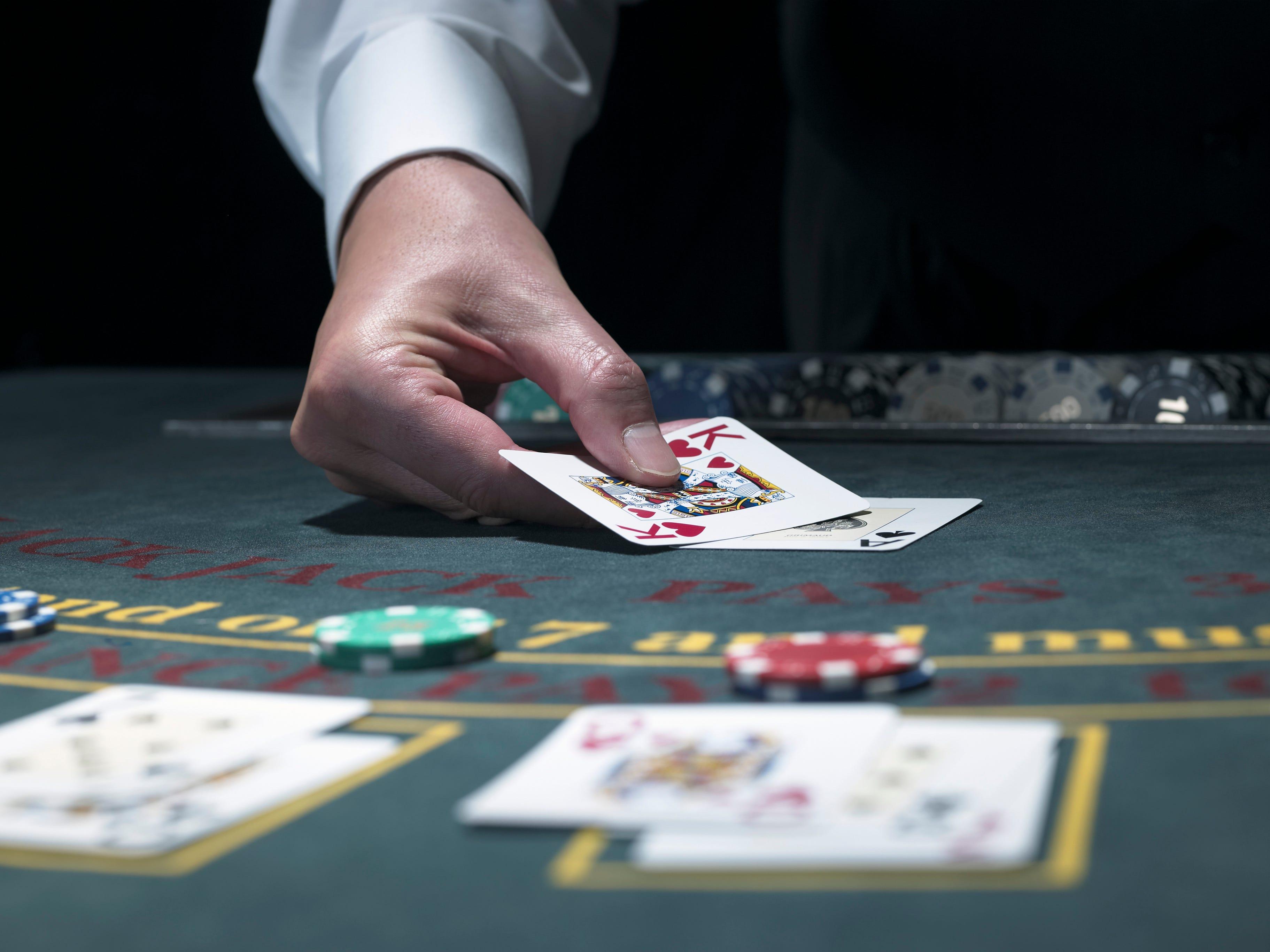 Vg je bois poker