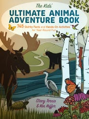 The Ultimate Animal Adventure Book