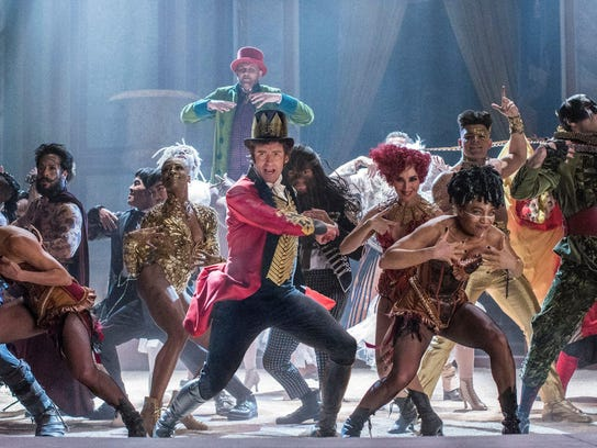 Greatest Showman exclusive