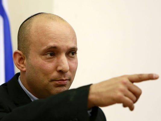 ISRAEL-POLITICS-VOTE-BENNETT
