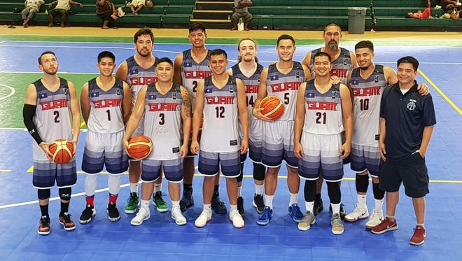 Guam's Men's basketball team seeks perfection, one game at a time.