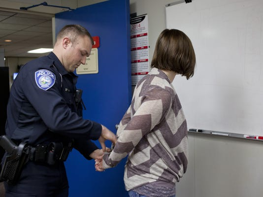 Citizens' Police Academy returns in February