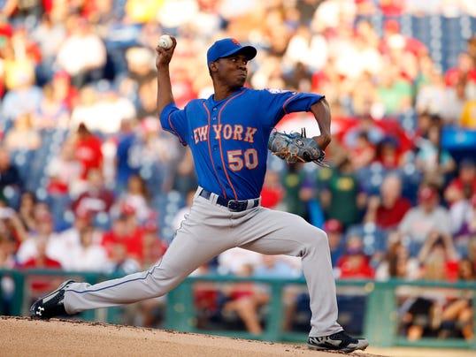 Mets at Phillies May 30 2014