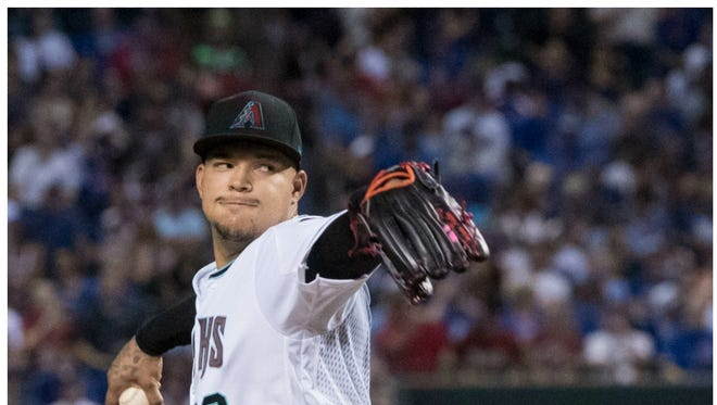 The Arizona Diamondbacks starting rotation has been one of the team's strengths this year, and could be the best in club history.