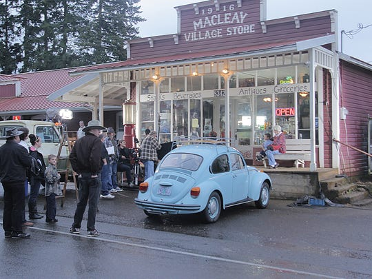 """The Macleay Village Store is featured in the film """"Chryzinium."""""""