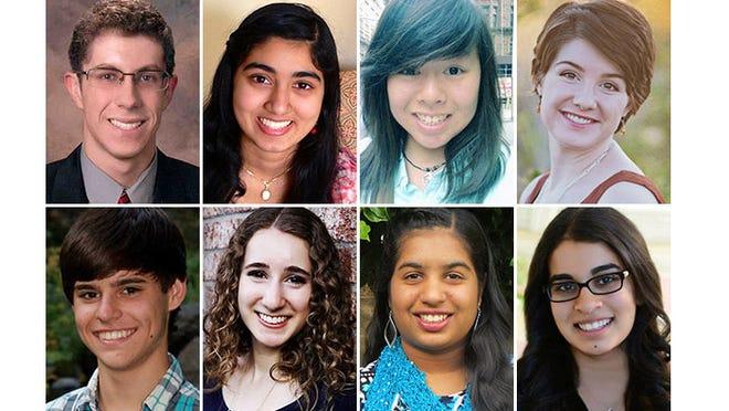 2014 Flinn Scholars from the Phoenix area